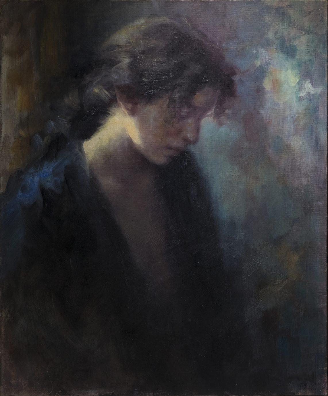 Óleo Roser Vinardell - Colección privada