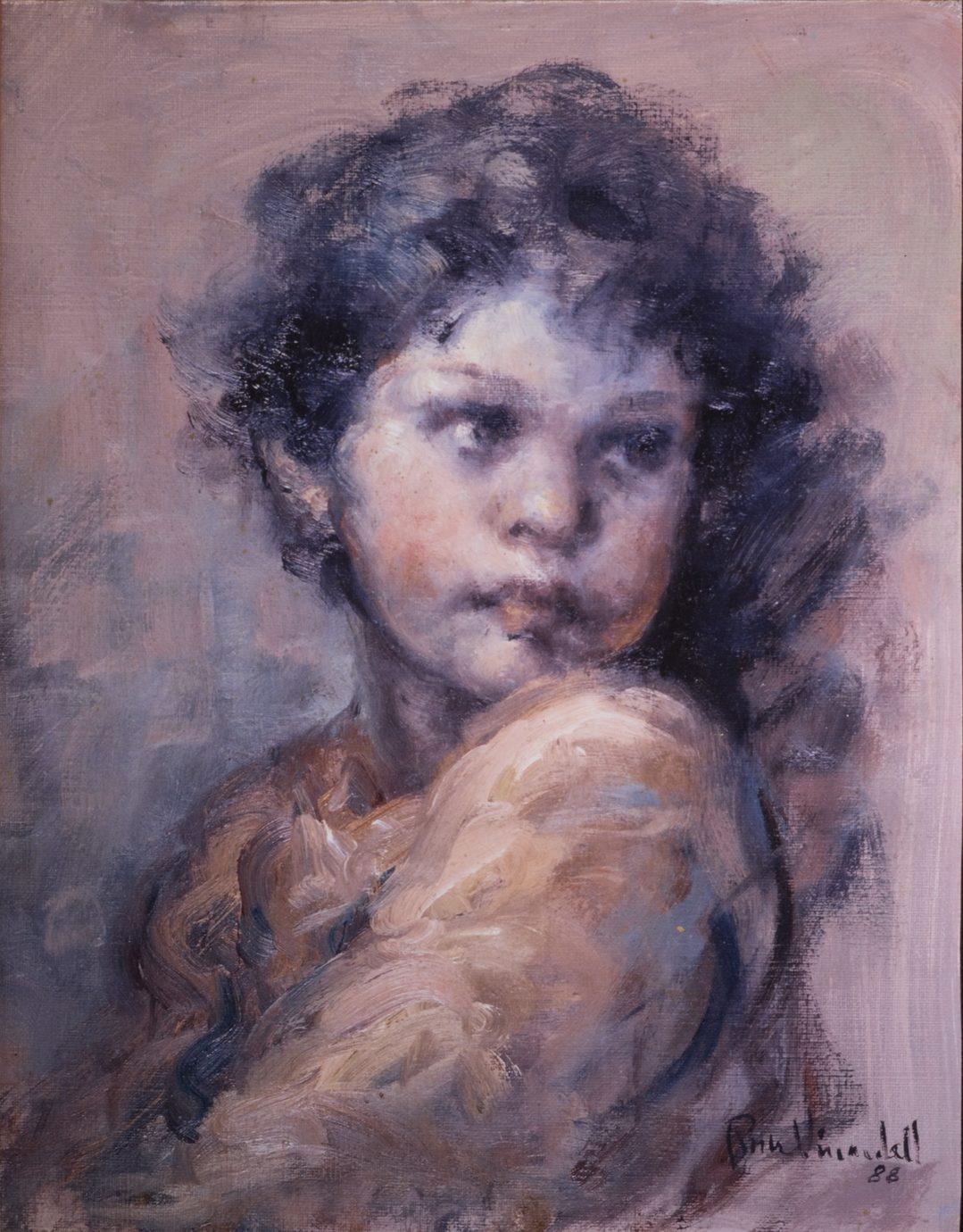 Roser Vinardell - Óleo sobre lienzo