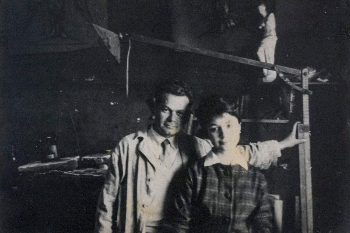 Jordi Arenas i Clavell - Roser Vinardell Tolrá 1958